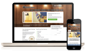 Pro Handyman Websites